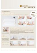 leisten s dbrock infomaterial. Black Bedroom Furniture Sets. Home Design Ideas